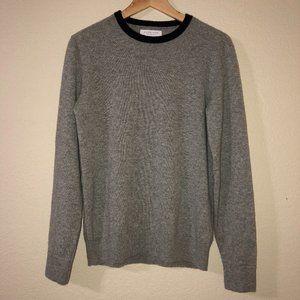 EVERLANE Cashmere Pullover Crewneck Sweater XS